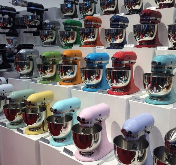 Kitchenaid Colors 2015 delighful colored appliances kitchenaid islands on wheels for