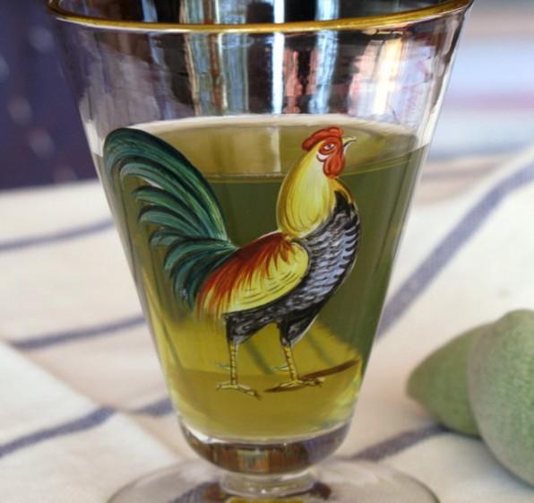 Priscilla's Green Almond Liqueur