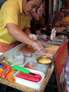 Shanghai Rice Roll Up