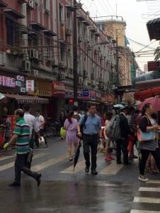 Shanghai Breakfast Street