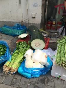 Shanghai Ginat Cucumber