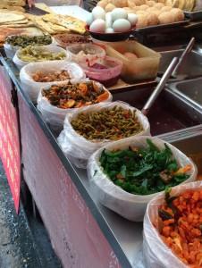 Shanghai Street Food Fillings
