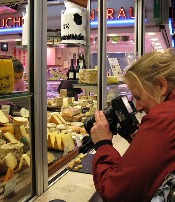 Lucy Photographs Vieux Lyon