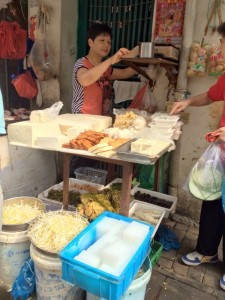 Shanghai Tofu Stand