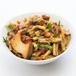Mushroom Bolognese Debby Wolvos Skip Hause