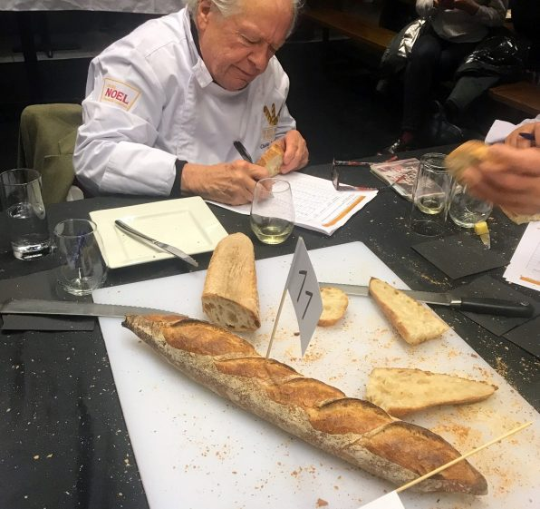 Charlie judgin sample 11 at Best baguette New York 2019
