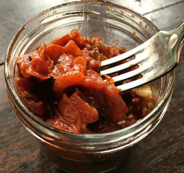 Seat-of-the-Pants Tomato Confit