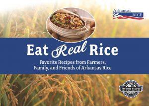 Eat Real Rice Arkansas Rice