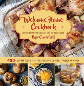 Welcome Home Cookbook Wimmer