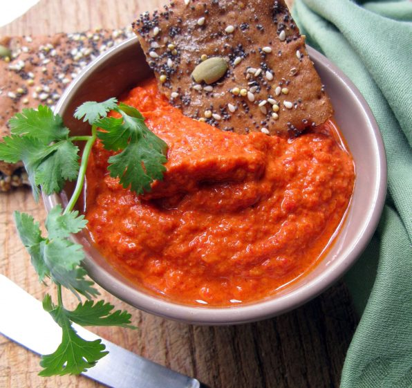 Almond Romesco Sauce
