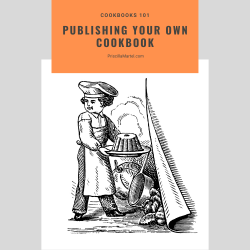 Publishing Your Own Cookbook