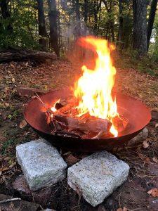Wok Fire Pit