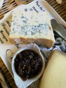 Arethusa Blue Cheese