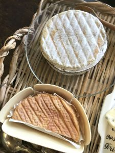 Epoisses and Harbeson
