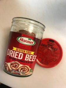 Hormel Dried Chipped Beef