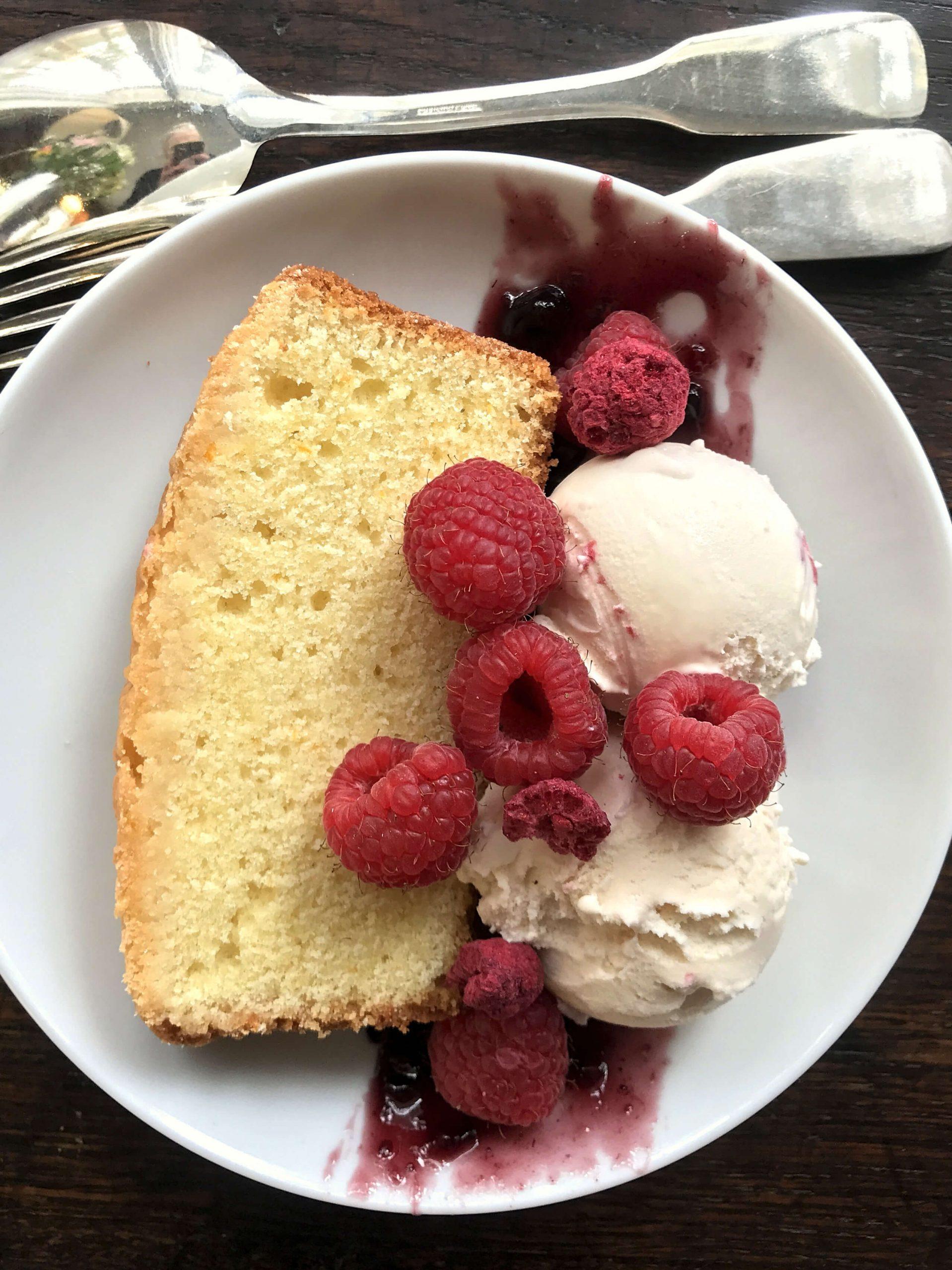 White Wine Butter Cake