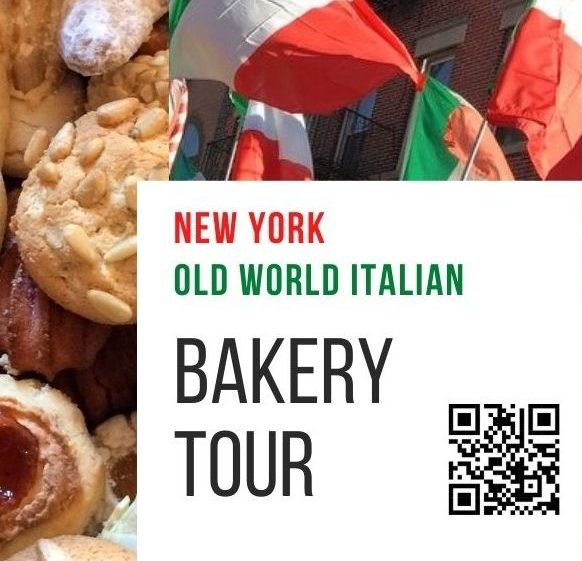Old World Italian Bakeries of New York